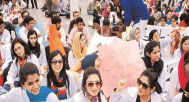 Young doctors end strike after LHC order