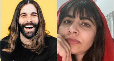 Malala chops off her own hair and Jonathan Van Ness approves