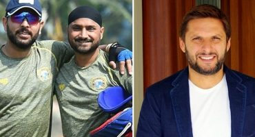 Indian cricketers faced backlash on backing donation for Shahid Afridi Foundation