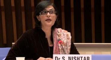 Due to poverty share of sindh increased in ehsaas program says Sania Nishtar