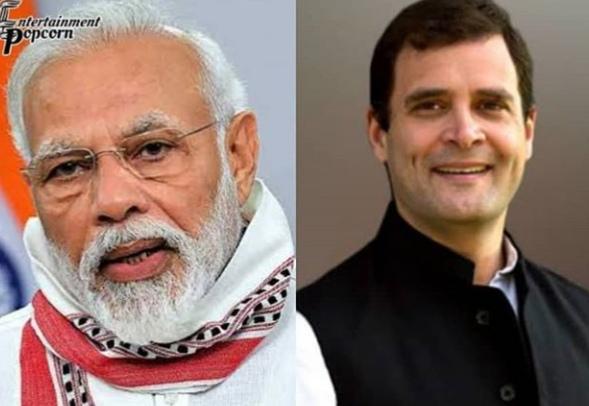 Narendra Modi and Rahul Gandhi expressed grief over Plane crash