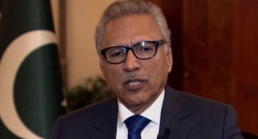 Request to remove President Arif Alvi from office dismissed