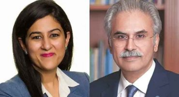 Special aides to PM Imran Khan Zafar Mirza and Tania Idrus resigned