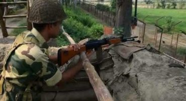 Indian unprovoked firing at LOC , young boy injured