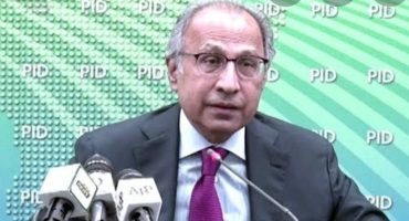 Govt expelled Dr Abdul Hafeez Sheikh from NFC