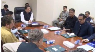 Socio economic development is the top priority of govt. for Balochistan , Imran Khan