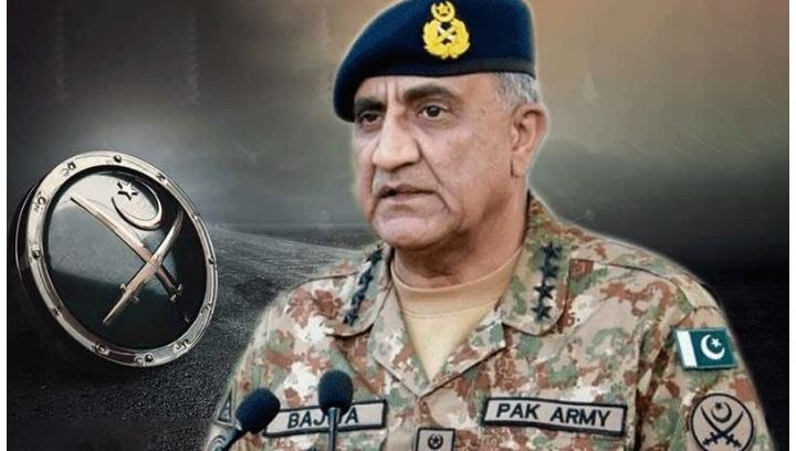 COAS General Qamar javed Bajwa met Rehman Malik