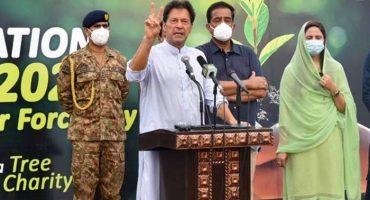 Caution is very important regarding Corona in Muharram: PM Imran Khan