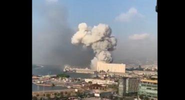 Lebanon : Blast in Bairoot ,Killed many
