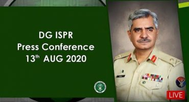 DG ISPR Press Conference Today