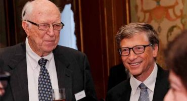 Microsoft's founder Bill Gates' father has died