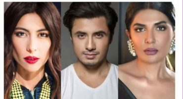 Meesha shafi, Iffat omar and 7 others booked over involvement in campaing against Ali Zafar.