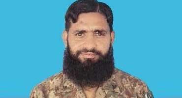 Blast in North Waziristan, young Pakistani soldier martyred