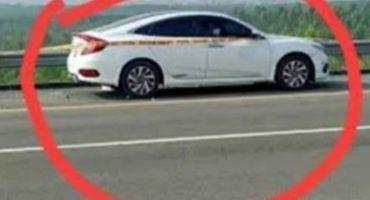 Motorway incident : Eyewitness statement came to light