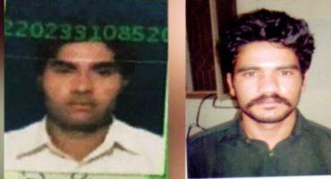 Rapists identified in motorway rape case