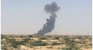 PAF plane crashed near Attock