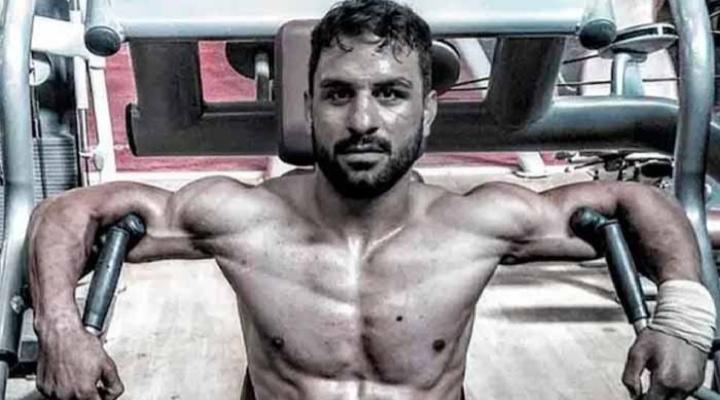 Iran gave death sentence to its wrestler Naveed Afkari