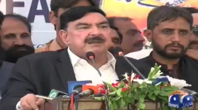 NRO is buried for the lifetime in Pakistan, Sheikh Rasheed