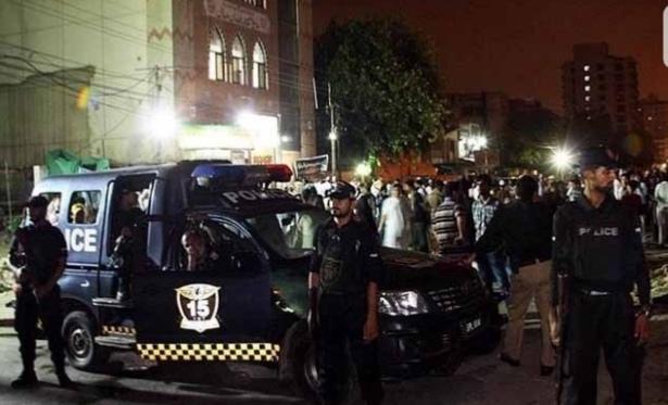 Pesh Imam attaked in Karachi during prayers