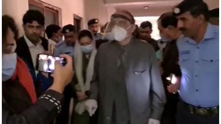 NAB convicted Asif Zardari and Faryal Talpur