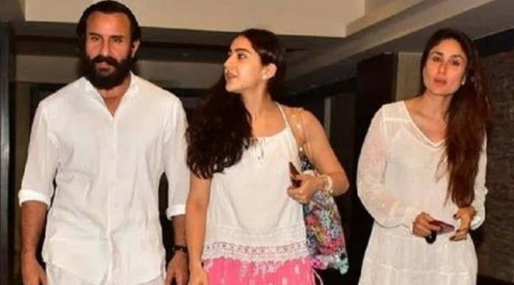 Differences arose between Saif Ali Khan and his ex wife