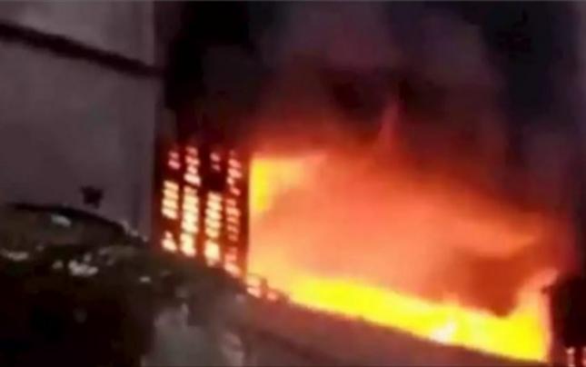 blast in Mardan killed three people and injured 15
