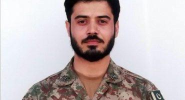 captain Abdullah Zafar
