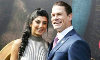 Actor and former wrestler John Cena got married in a private ceremony