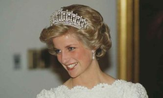 Lady Diana is considered the most beautiful figure of the royal family
