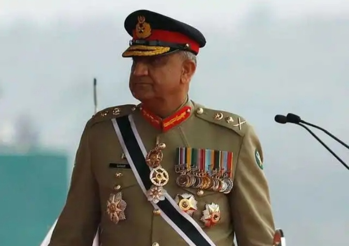 Pakistan Army defeated 5 times bigger country in Feb 2019 , General Qamar Javed Bajwa