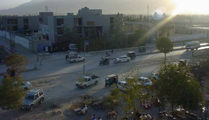 blast on Samangali Road in Quetta has injured seven people