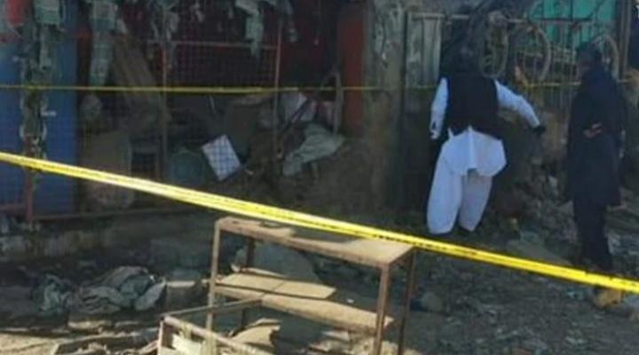 5 people injured in blast in Shireen Jinnah colony Karachi