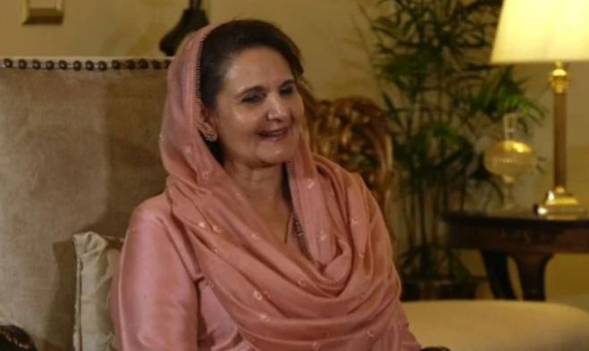 Pakistani dramas give depression , Samina Arif Alvi