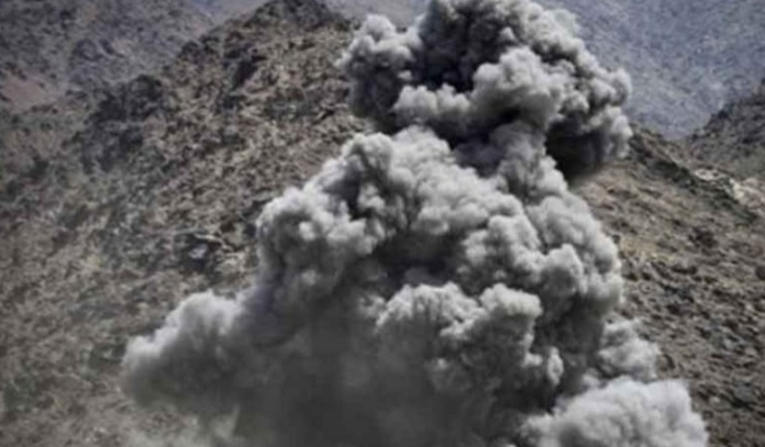 Air strike in Afghanistan, 12 people dead
