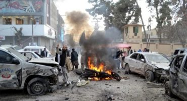 2 people killed in blast in Quetta