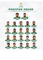 22-member Pakistan team for Zimbabwe announced