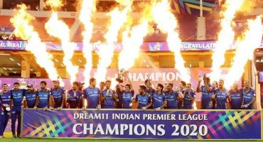 Mumbai Indians Won record 5th Indian Premier League title