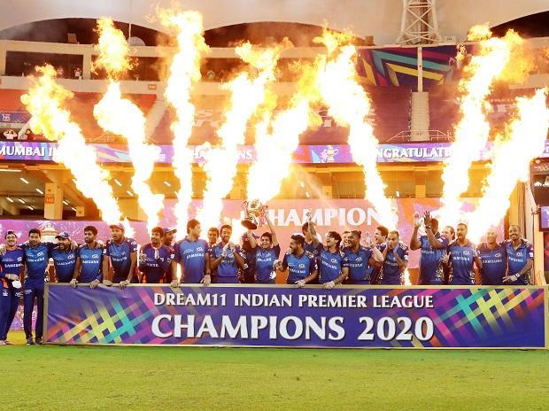 Mumbai Indians Won record 5th Indian Premier League title ...
