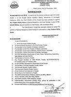 Firdous Ashiq Awan replaced Fayyaz ul hassan Chauhan