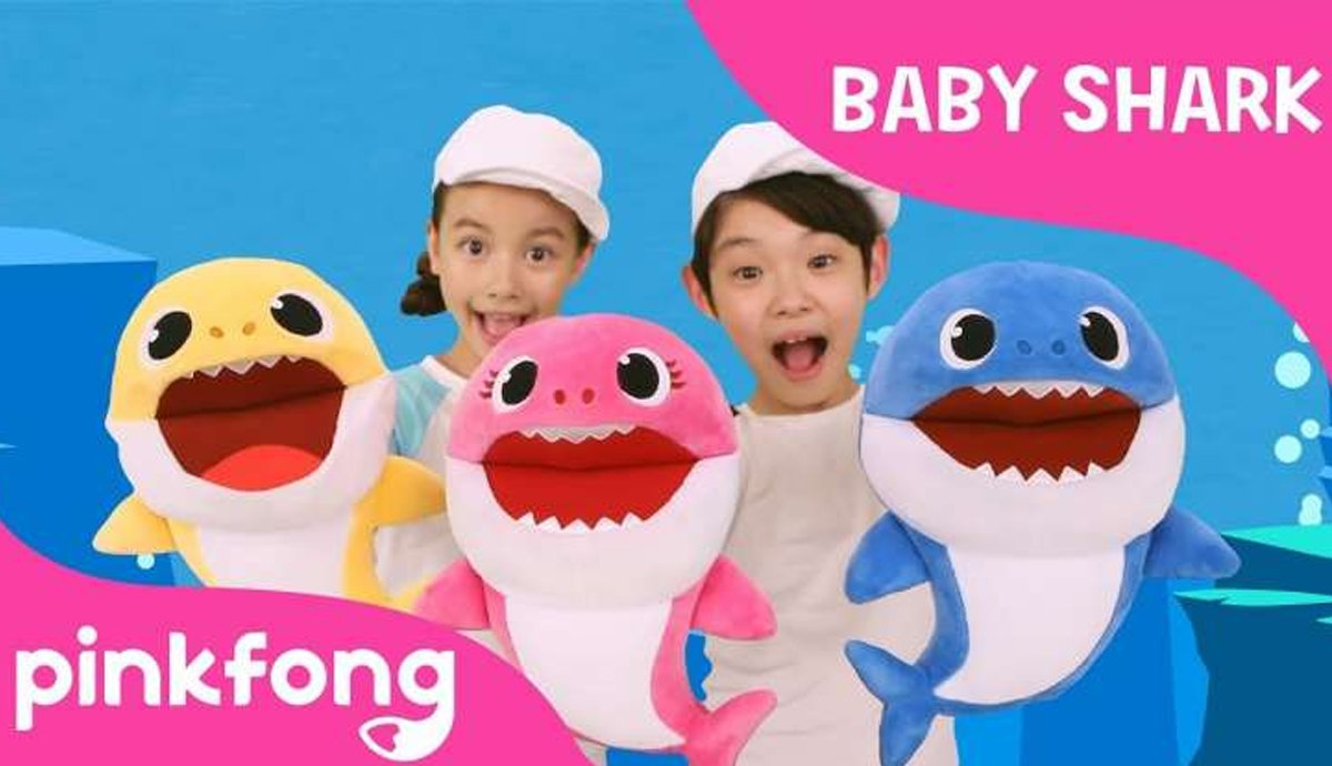 Baby Shark became the most viewed song on YouTube. - ZemTV