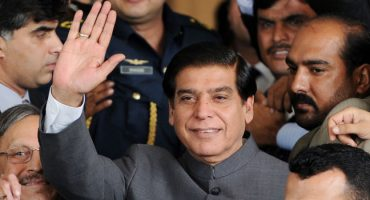 Former Prime Minister Raja Pervaiz Ashraf tested positive for COVID-19