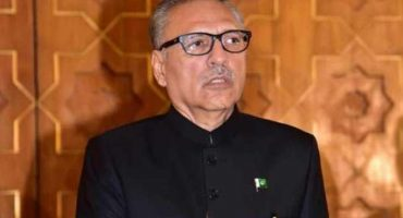 Pakistan desires to further promote its cooperation with Egypt: President