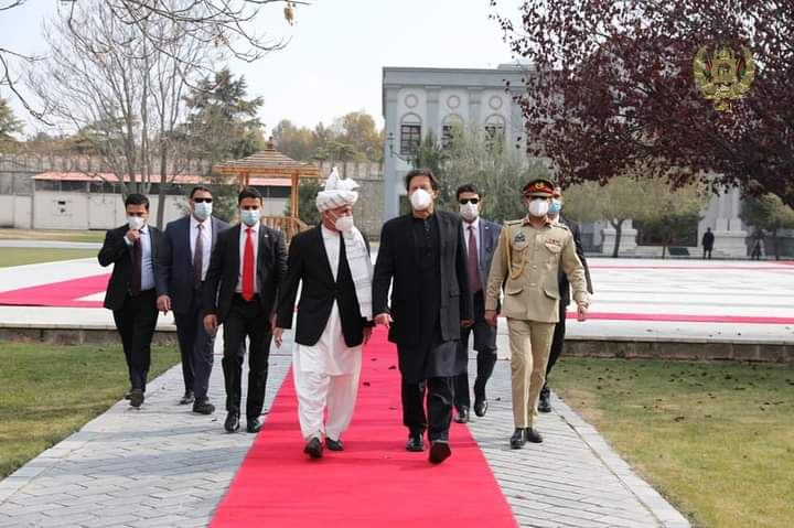 PM IK visit to Afghanistan