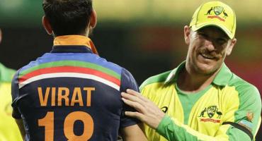Australia thrashed India to win ODI series