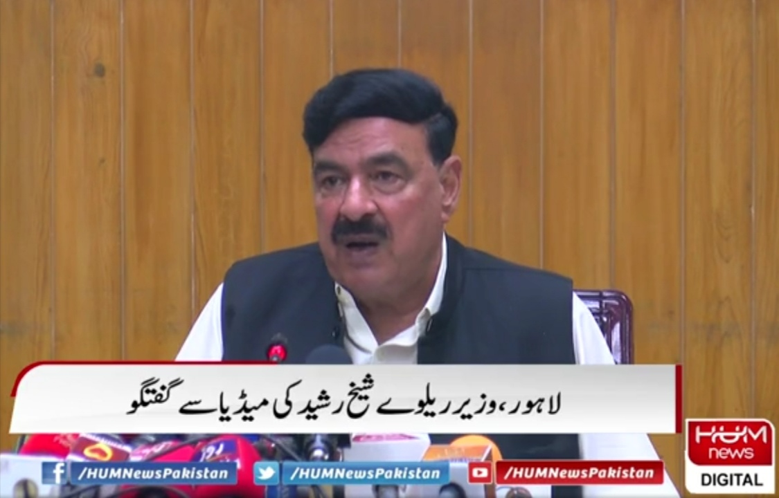 PDM can not overthrow government, Sheikh Rasheed