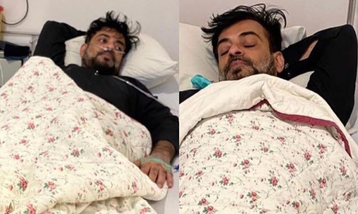 Amir Liaquat Hussain admitted to hospital due to Corona