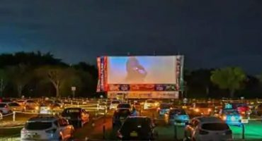 Open Air Cinema to be built in Pakistan