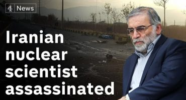 Iranian Top nuclear scientist Fakhrizadeh killed in an attack