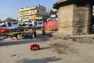 25 injured in explosion near Rawalpindi's Ganj Mandi police station