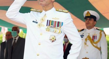 Pakistan Naval Chief conferred with 'Legion of Merit of Turkish Armed Forces'